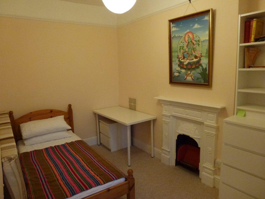 Resident's room